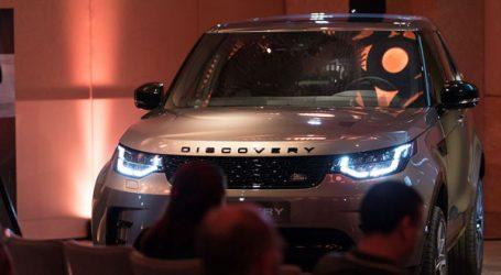Lancement du nouveau Land Rover Discovery (PHOTOS)
