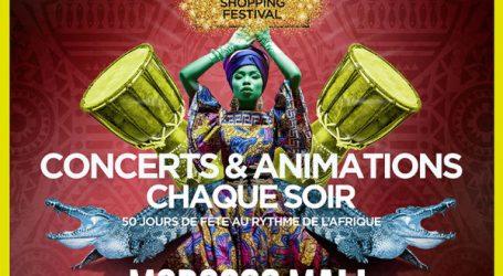 Le Morocco Mall Shopping Festival 2017 : « LE » festival de musique à ne pas manquer!