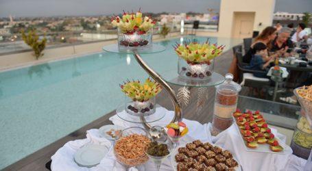 Vous en avez toujours rêvé ? Nous l'avons réalisé au Rooftop du Kenzi Sidi Maarouf Hotel (PHOTOS)