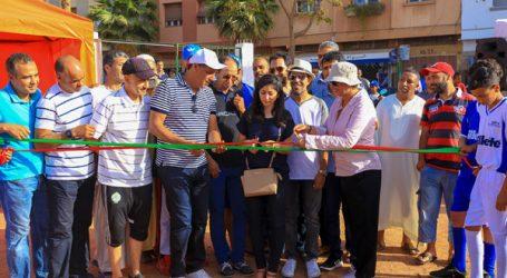 Gillette marque une nouvelle étape dans la rénovation des terrains de proximité au Maroc (PHOTOS)