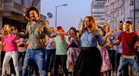 Abd El Fattah Grini et Jamila Badaoui lancent le clip vidéo du single « La Gozadera » (PHOTOS)