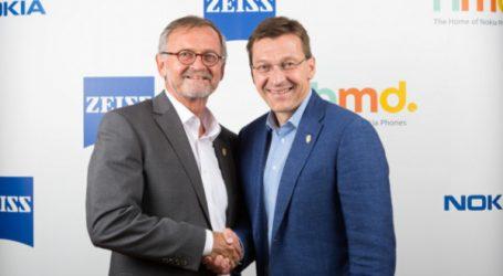 Smartphones : Nokia signe avec Zeiss pour améliorer son image