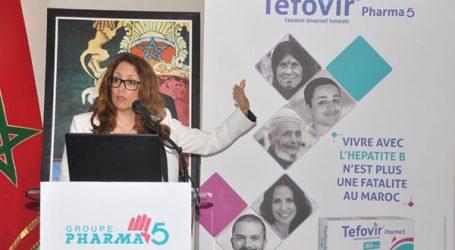Journée mondiale contre l'hépatite: PHARMA 5 annonce son plan de lutte régional (PHOTOS)