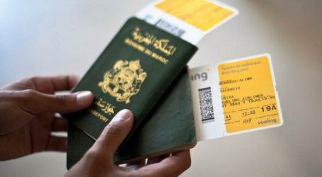 Passeport: le timbre remplacé par un code numérique