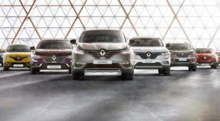 Le Groupe Renault maintient sa part de marché au 1er semestre 2019 dans un marché en forte baisse