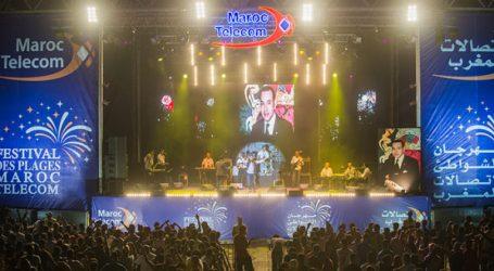 Clôture de la 16ème édition du Festival des Plages de Maroc Telecom (PHOTOS)