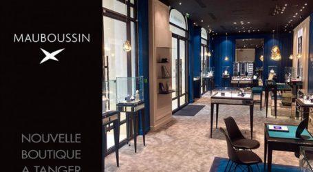 Mauboussin ouvre une nouvelle boutique à Tanger