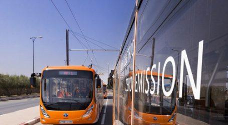 Première en Afrique : Marrakech se dote de Bus Électriques avec ZERO émission De gaz Et 100 % électriques