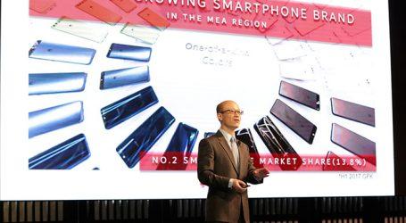 Huawei CBG propose des technologies innovantes à ses consommateurs soutenant différents programmes d'innovation (PHOTOS)