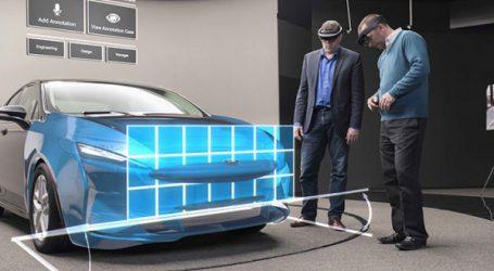 Ford s'appuie sur la réalité mixte de Microsoft HoloLens pour développer le design de ses futurs véhicules