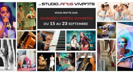 Le Studio des Arts Vivants – Journées portes ouvertes (PHOTOS)