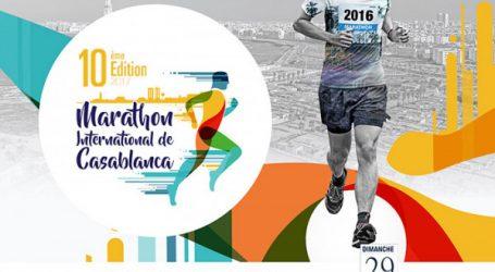 POUR SES DIX ANS, LE MARATHON INTERNATIONAL DE CASABLANCA PREND UN NOUVEAU DEPART