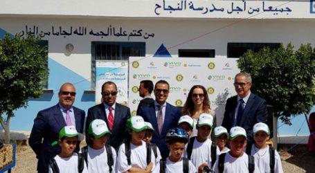 Vivo Energy Maroc organise la 15e édition de l'opération de distribution de vélos et de cartables pour les enfants démunis