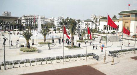 Casablanca : le parking Place Mohammed 5 fin prêt