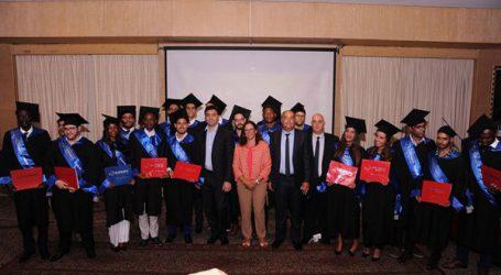 SupInfo Maroc remet leurs diplômes aux lauréats de sa promotion 2017