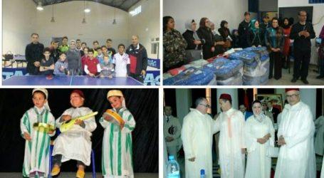 Projets et activités de la Direction Régionale de Beni Mellal Khenifra 2016/2017