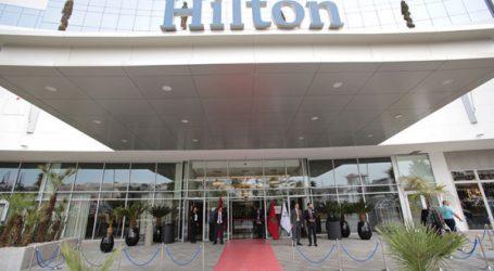 Hilton revient à Rabat avec vue Bouregreg!