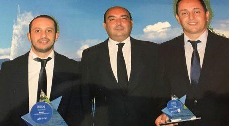 Dislog Group, leader de la distribution FMCG au Maroc décroche le prix du meilleur distributeur de la région IMEA pour l'année 2016/2017