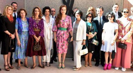 Culture: le Musée YSL inauguré à Marrakech