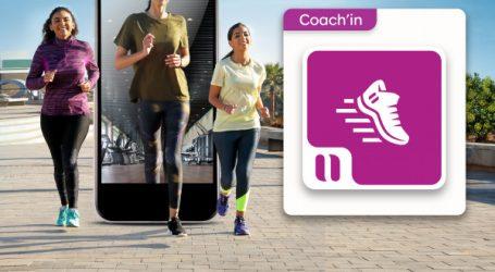 L'application «Coach'in»… Rassemblez votre équipe pour bouger !