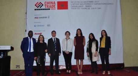 La première édition du Salon «China Trade Week Morocco» à Casablanca en décembre prochain
