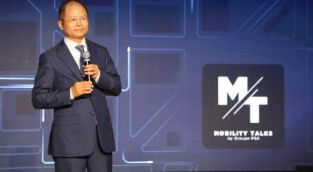 Le Groupe PSA et Huawei viennent de conclure un partenariat pour développer des voitures connectées