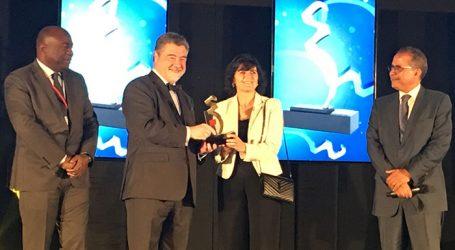 MOROCCO AWARDS 2017 … LA BANQUE POPULAIRE DOUBLEMENT PRIMEE