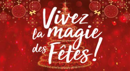 Décembre à Anfaplace Des célébrations féériques et inoubliables !