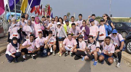 Mobilisation des collaborateurs de Pfizer Maroc  contre le cancer du sein