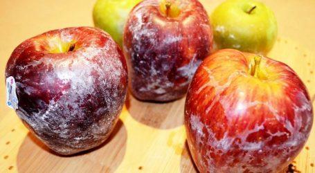 Pommes enrobées de cire : quel danger?