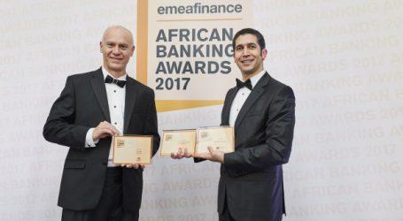 Le groupe Attijariwafa bank remporte 3 prix d'excellence à Londres