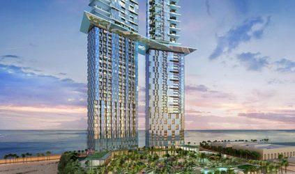 Nakheel et AccorHotels ouvriront le premier hôtel Raffles sur la Palm Jumeirah à Dubaï