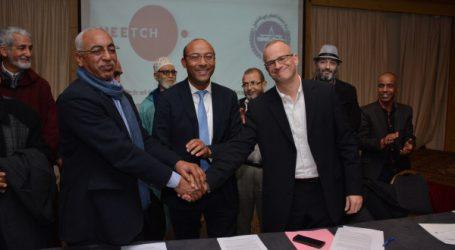 Heetch et le Syndicat National des Taxis de l'UMT :   Signature de la convention de partenariat