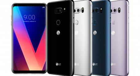 LES LIMITES DU SMARTPHONE REPOUSSÉES PAR LE LG V30