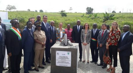 Pharma 5 pose la première pierre de sa première usine en Côte d'Ivoire et en Afrique