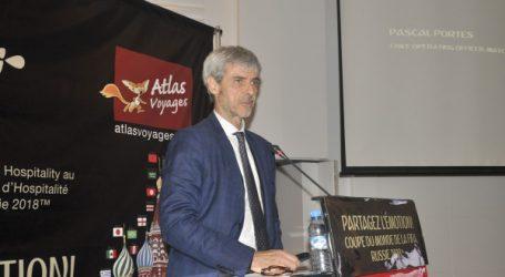 Coupe du Monde Russie 2018: Les Packages d'Hospitalité désormais en vente au Maroc par le biais d'ATLAS VOYAGES