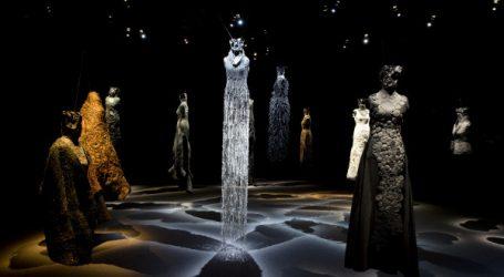 La Fondation Jardin Majorelle consacre une exposition Au couturier marocain Noureddine Amir  Au musée YVES SAINT LAURENT Marrakech