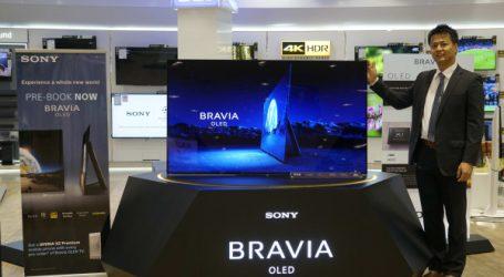 Sony annonce le lancement de la télé Bravia OLED au Maroc