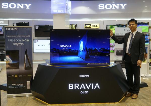 Sony bravia marketing strategy