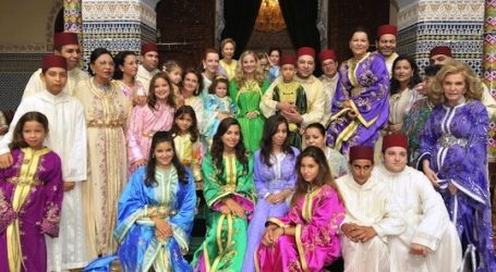 Tendance: la fièvre du caftan marocain gagne les USA!