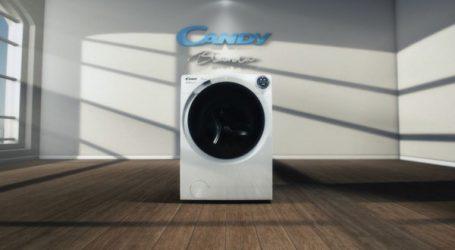 Candy lance la commercialisation de Bianca, le lave-linge intelligent et connecté qui repousse les limites de la performance