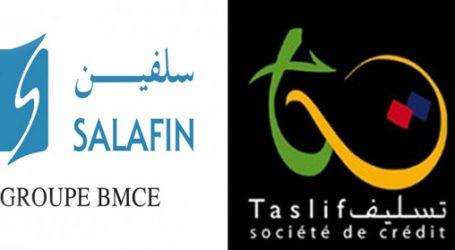 Crédit Conso': la marque Taslif se retire au profit de Salafin
