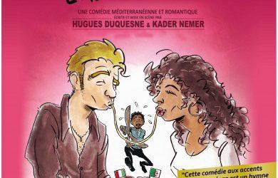 8ème Théâtrales : « Je t'aime à l'italienne… à l'algérienne» au Megarama