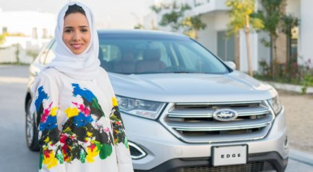 Ford et l'Université Effat aident les femmes à marquer l'histoire en Arabie Saoudite avec un stage de conduite sécuritaire