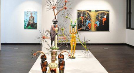 Africa Is No Island: Musée d'Art Contemporain Africain Al Maaden à Marrakech
