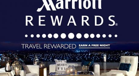 Marriott Rewards: le programme de fidélité plein d'avantages et de surprises de Marriott International disponible au Jnan Palace de Fes  !