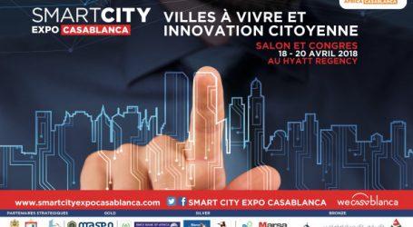 Casablanca confirme son modèle de ville intelligente et durable en organisant la troisième édition de Smart City Expo Casablanca