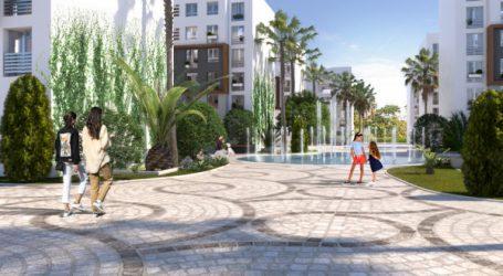 Palm Immobilier lance la commercialisation de la première tranche de PALM SQUARE  un projet intégré au centre-ville de Casablanca