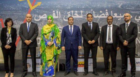 Lancement officiel du Club Afrique Développement Mauritanie
