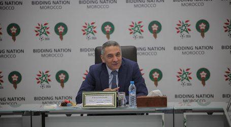 Le Comité de candidature Maroc 2026 reçoit une délégation de la FIFA